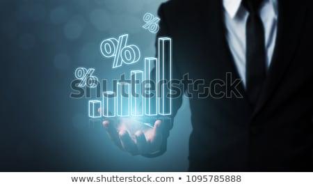 growing debt stock photo © 3mc