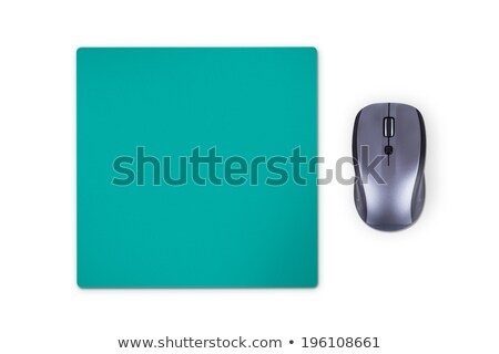 Stock fotó: Zöld · egér · fehér · szörf