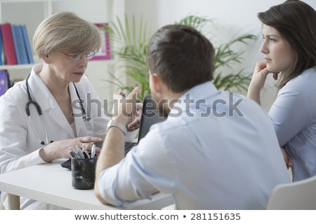 Female Fertility Solution Stock photo © Lightsource