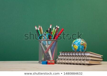 School board on table Stock photo © fuzzbones0