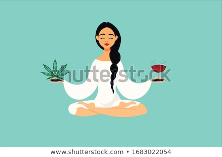 Choice Cannabis stock photo © sdCrea