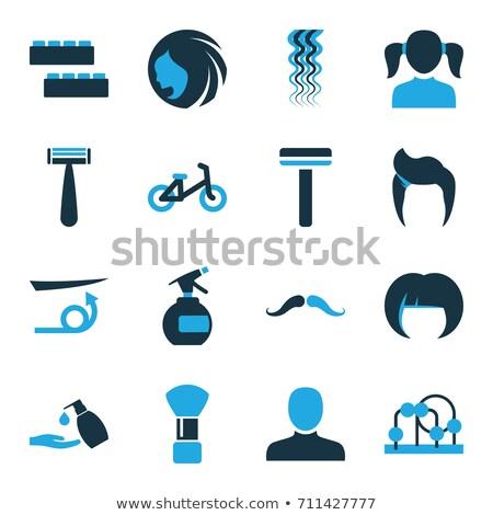 Childs toy shaving kit Stock photo © mybaitshop