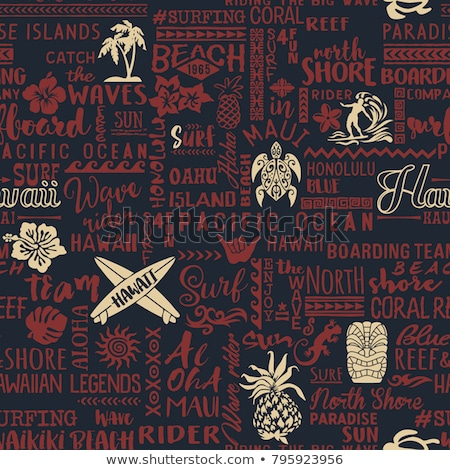 Vintage · ананаса · текстуры · стиль · природы - Сток-фото © conceptcafe