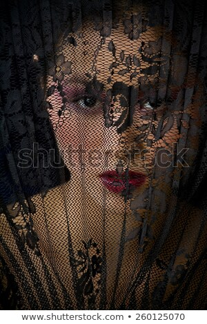 глаза · макроса · отражение · окна · черный - Сток-фото © svetography