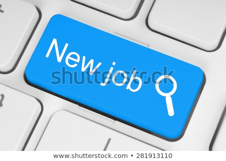 new career closeup of keyboard stock photo © tashatuvango
