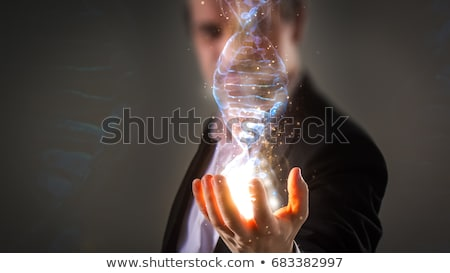 DNA Power Of Genes Stock photo © Lightsource