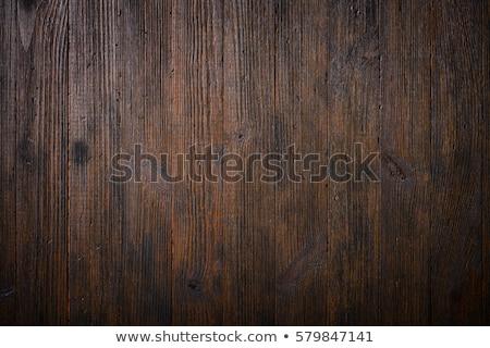 Rústico capeado madera pared fondo Foto stock © Zerbor