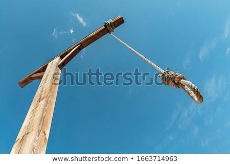 gallows  Stock photo © vladacanon