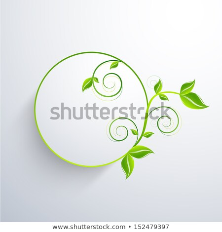 Environment Protection Promotional Banner Vector Stock photo © pikepicture