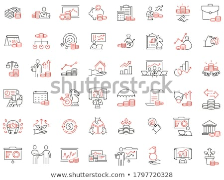 currency assurance Stock photo © pterwort