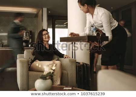 Airport lounge Stock photo © dutourdumonde