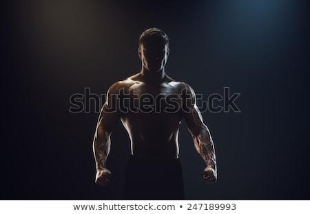 Man fitting light Stock photo © photography33