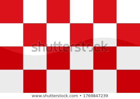 North Brabant flag Stock photo © tony4urban