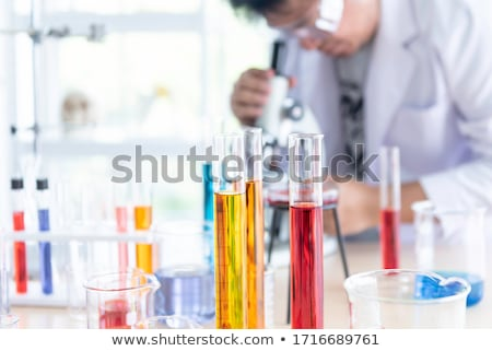 A chemical product Stock photo © photography33