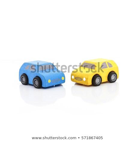 wood car toy stock photo © paha_l