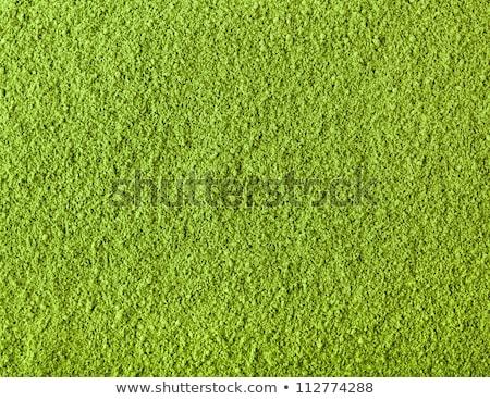 élite chino té verde secar textura alimentos Foto stock © vavlt