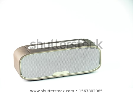 Speaker Stock photo © ArenaCreative