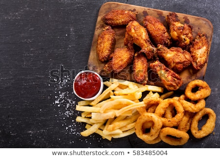 Fried Food Stock photo © Lightsource