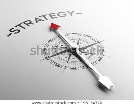 Strategic Direction Stock photo © Lightsource