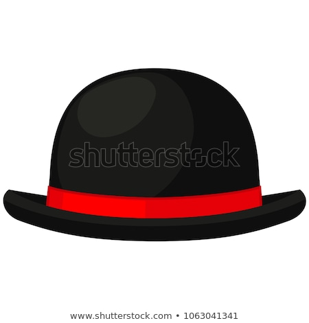 A Black Derby or Bowler Hat Stock photo © Balefire9
