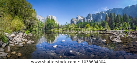 North American landscape Stock photo © nialat