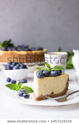 taze · karpuzu · tatlı · yaz · doğal · yoğurt - stok fotoğraf © caldix