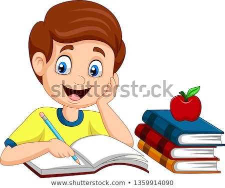 мальчика · Дать · ноутбук · вниз · отмечает · ребенка - Сток-фото © lovleah