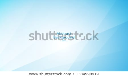 Space background with blue light. EPS 10 Stock photo © beholdereye