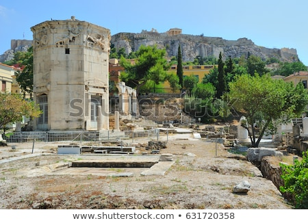 Tower of the Winds, Athens Stock photo © borisb17
