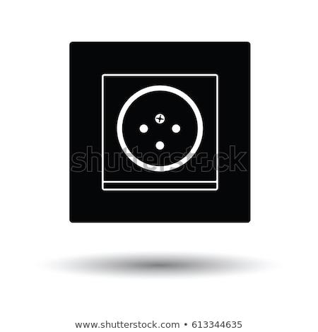 kadzidło · ikona · kolor · drabiny · projektu · dymu - zdjęcia stock © angelp