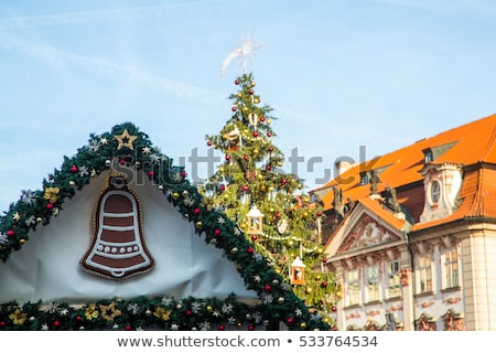 Square in Limburg, Germany Stock photo © borisb17