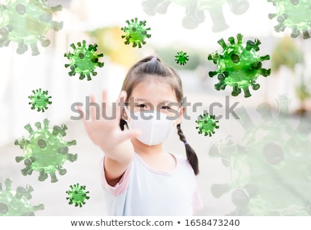 Stopping Disease Stock photo © Lightsource