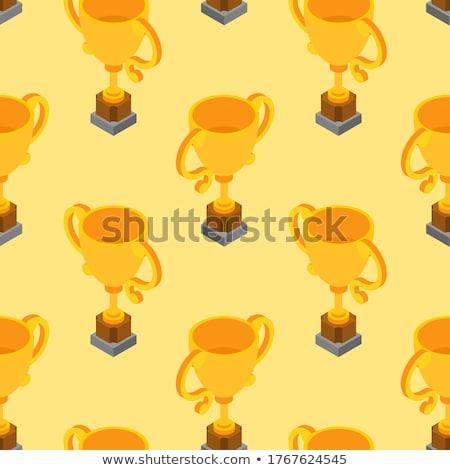 Golden goblet for winners Stock photo © jossdiim