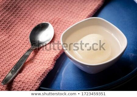 кофе десерта рамадан праздников кафе конфеты Сток-фото © shamtor
