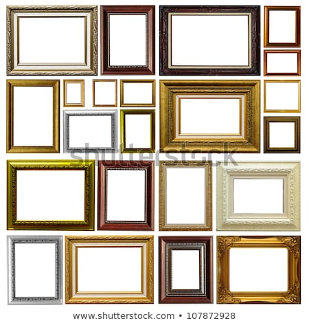 Art And Craft Picture Frame Stock photo © adamr