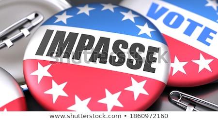 Impassability Stock photo © timbrk