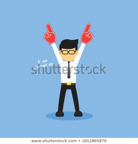 Best of luck, doubled Stock photo © stockyimages
