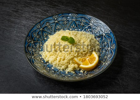 Arabic traditional food Stock photo © zurijeta