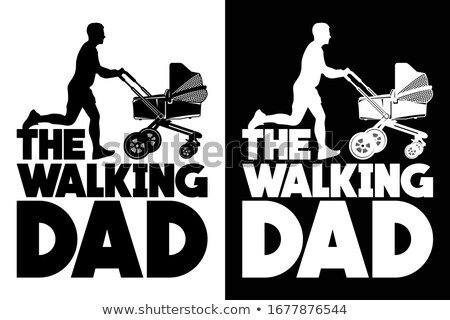 Walking With Dad Stock photo © lisafx