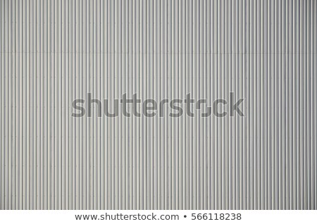 Galvanized Steel wall Stock photo © bobkeenan