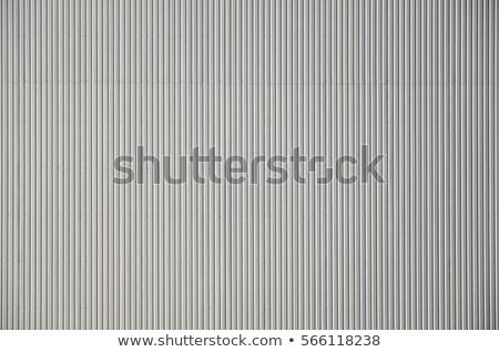galvanize · panel · yüzey · posterler · duvar · Metal - stok fotoğraf © bobkeenan