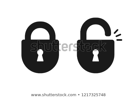 Unlocked Lock Stock photo © 805promo