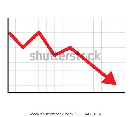 winst · verlies · business · pijl · grafiek · abstract - stockfoto © istanbul2009