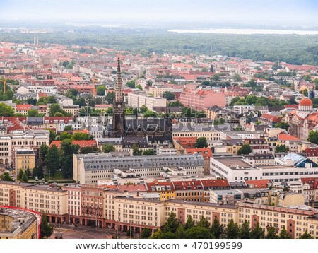 Città skyline Europa view città Foto d'archivio © claudiodivizia