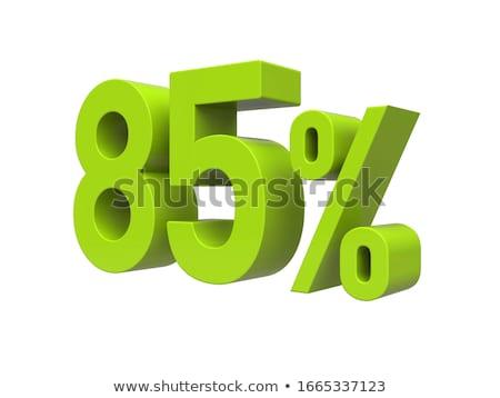 Mentés felfelé kifejezés piac stock vásár Stock fotó © Supertrooper