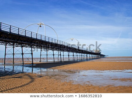 Southport Pier stock photo © patricianiland