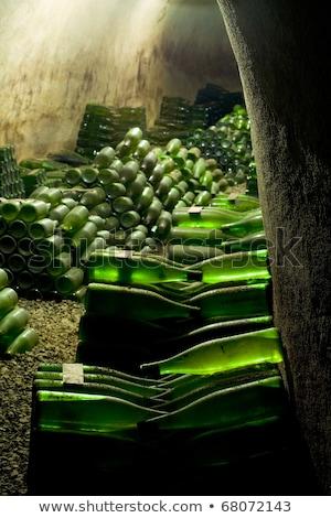 wine archive, Hort Winery, Znojmo - Dobsice, Czech Republic Stock photo © phbcz