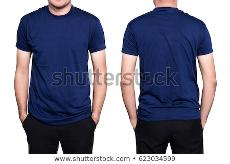 blue t shirt stock photo © ruslanomega