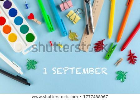 1st day of school! Stock photo © hsfelix