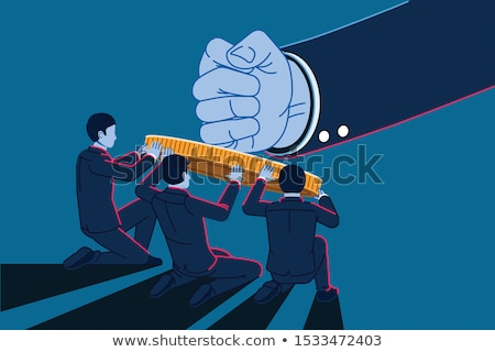 Economic Turbulence Stock photo © Lightsource